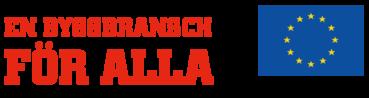 En byggbransch för alla Logotyp